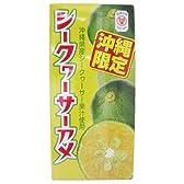 シークヮーサーアメ (5g×8粒入り) 6個詰×6セット(1ボール) セイカ食品株式会社 ご当地ボンタンアメ 沖縄県産シークワーサー果汁使用 お土産に