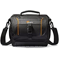 Lowepro Adventura Sh 160 Ii, Ready for Your Next Photo Adventure, Delivering Protection and Practicality in A Modern, Compact Design, Black, (LP36862-0WW)