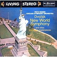 ドヴォルザーク:交響曲第9番「新世界より」&序曲「謝肉祭」