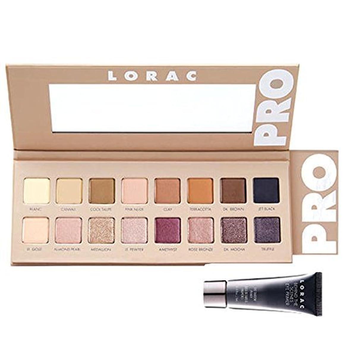 美しい適合掘るLORAC, 'PRO' 3 Palette / プロのアイメイク シャドウパレット16色 [並行輸入品] [海外直送品]