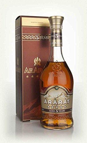 ビズ アルメニア ブランデー アララット 5年 40度 500ML