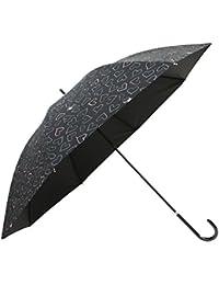 [晴雨兼用傘] スヌーピー ハート柄 50cm 晴雨兼用パラソル
