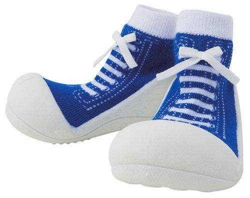 Baby feet ベビーフィート ラバー底ソックス SNEAKERS ( 12.5cm , スニーカー Blue ブルー )