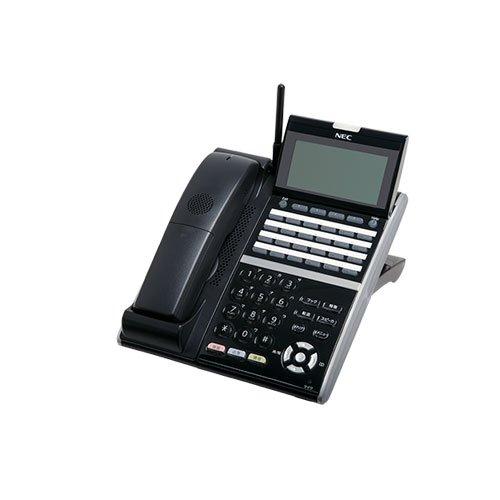 日本電気(NEC) Aspire UX 24ボタンカールコードレスデジタル多機能電話機(ブラック) DTZ-24BT-3D(BK)TEL
