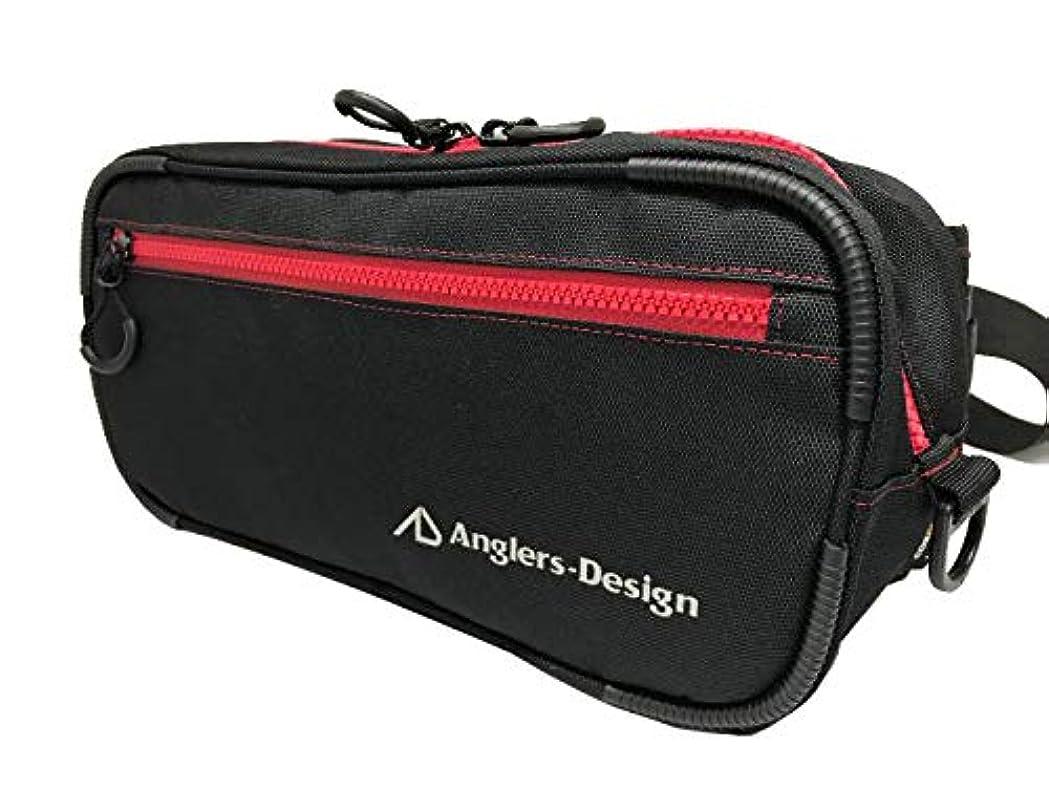 アセンブリ誰習慣アングラーズデザイン(Anglers Design) ADB-36 RSバッグII レッドステッチ.
