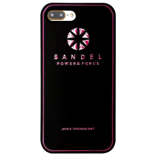 バンデル(BANDEL) iPhone7Plusケース ロゴ...