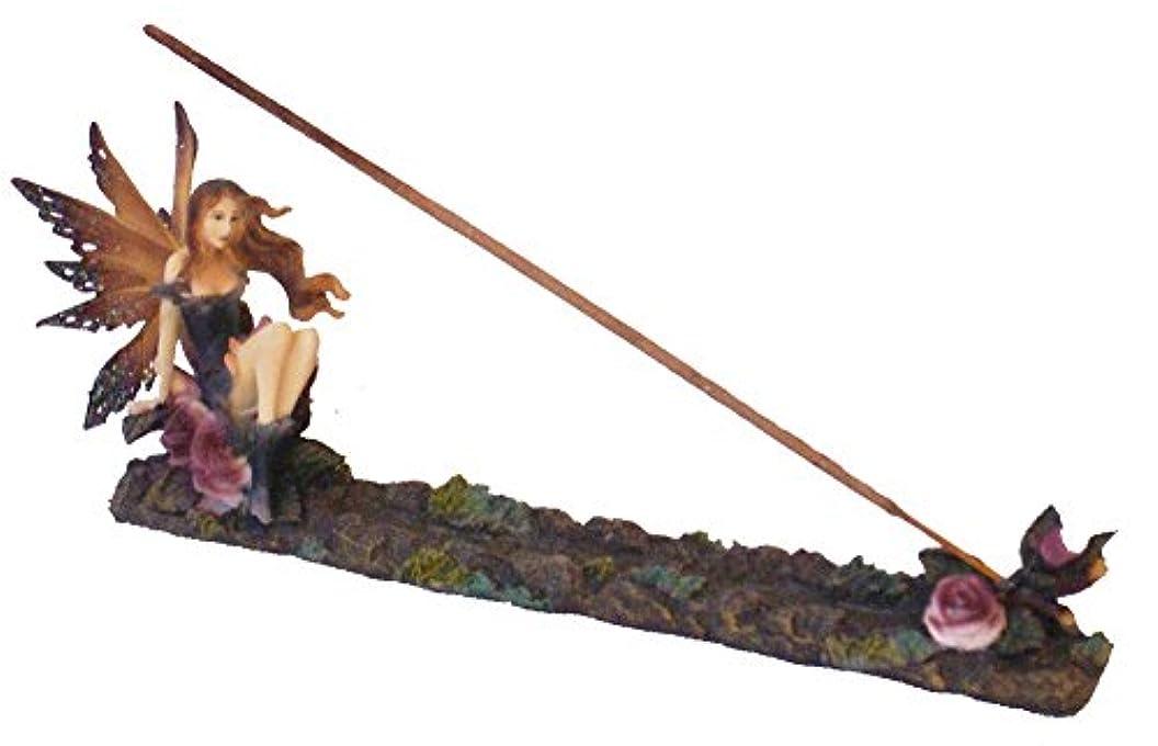 予想するわずかな石鹸Dark Fairy &花Incense Burner – 10
