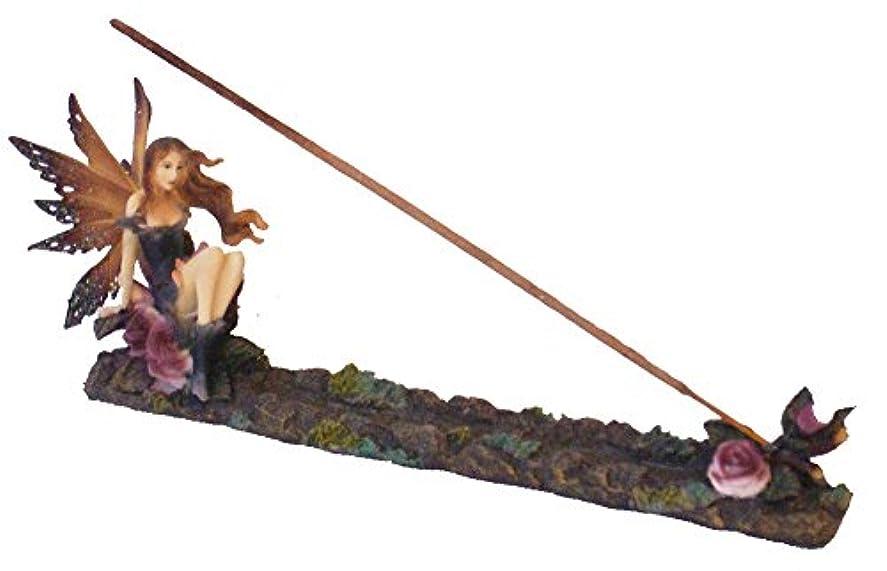 オーストラリア人笑エスニックDark Fairy &花Incense Burner – 10