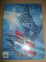 宇宙戦艦ヤマト2202 愛の戦士たち ヤマト新聞 小林誠 クリアファイル 劇場販売限定版