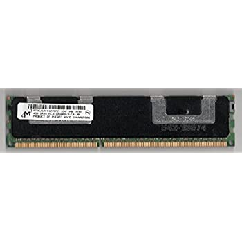 Micron PC3-10600R 4GB 2Rx4 DDR3 Server Memory MT36JSZF51272PZ-1G4F1AB
