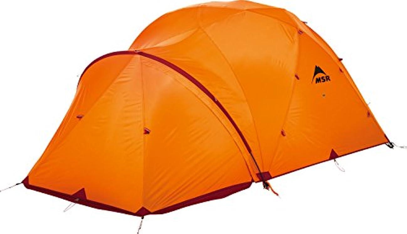 王族マインド世辞MSR 登山 テント ストームキング ベースキャンプ用 5人用 【日本正規品】 37643