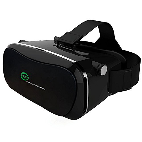 Urgod 3D VR ゴーグル ヘッドセット•メガネ/VR ...