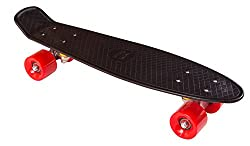《W.M.S SKATEBOARD》 ステレオビニール ミニクルーザータイプ コンプリートスケートボード 専用ウィ―ルレンチ付属
