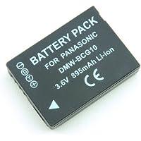 パナソニック DMW-BCG10 互換 バッテリー 充電池 Panasonic Lumix DMC-TZ10 DMC-TZ18 DMC-ZR1 DMC-ZR3 DMC-ZS1