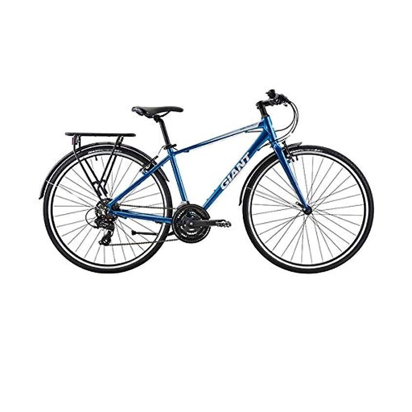 雇用者香り決めますWENPINHUI アーバンレジャー 通勤 バイク 大人用 スピードロードバイク フラットハンドル 可変 自転車 S
