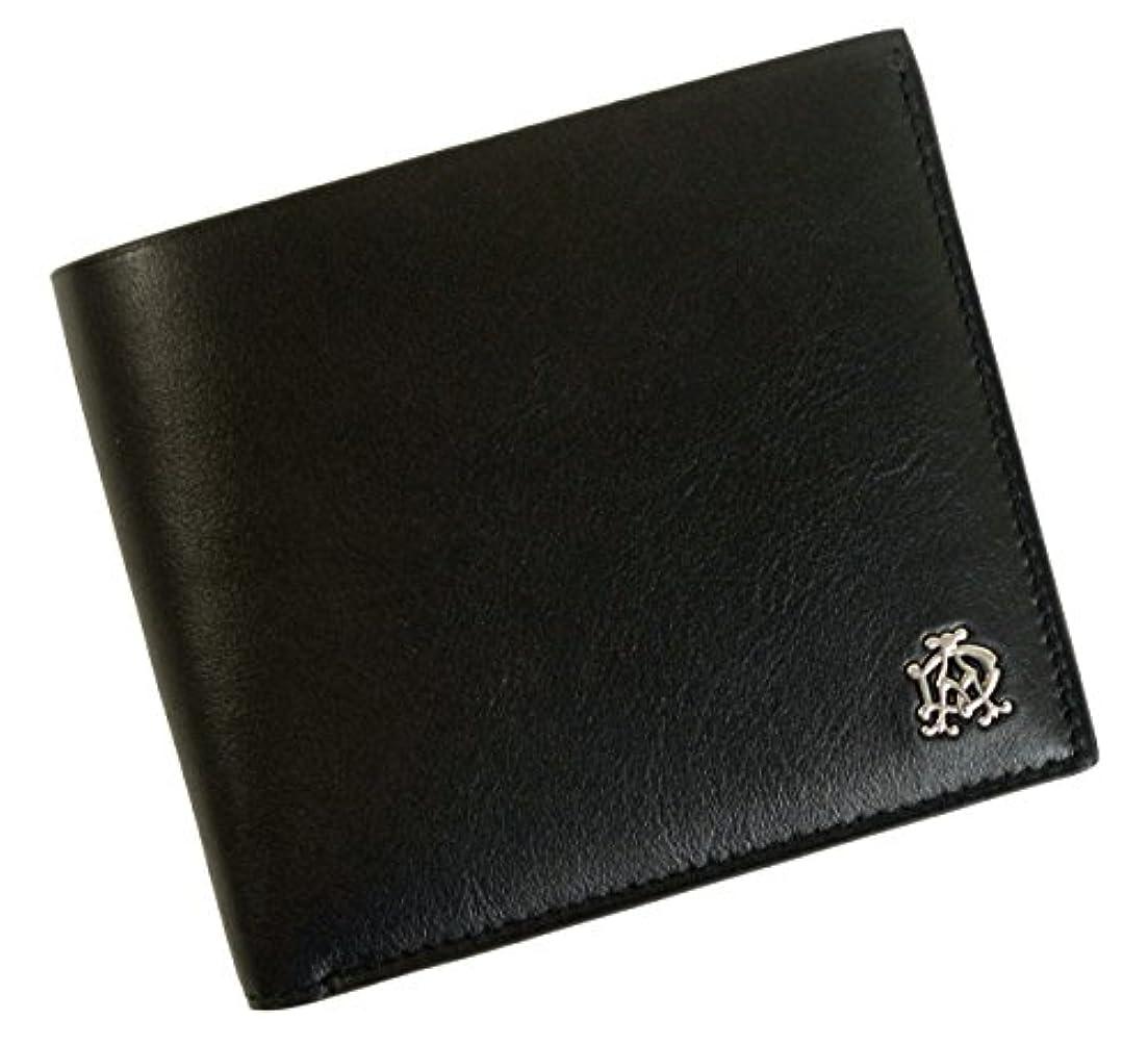 一緒に大洪水うがい薬(ダンヒル) DUNHILL 財布 リーブス 二つ折 メンズ (ブラック) L2XR32A D-1408 [並行輸入品]