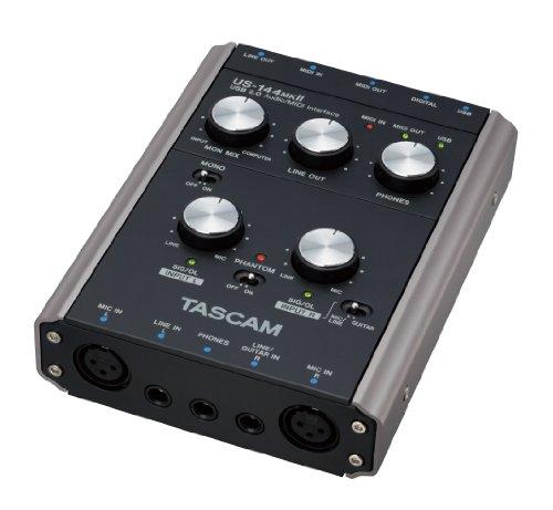 TASCAM オーディオインターフェース US-144MK2