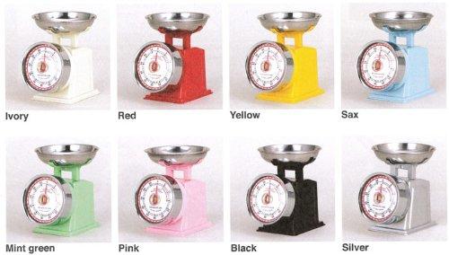 """レトロポップな小型キッチンタイマー♪【DULTON 100-175 Kitchen timer """"American scale look"""" ダルトン キッチンタイマー""""アメリカンスケールルック""""】8色♪アメリカン雑貨アメリカ雑貨 (ピンク)"""