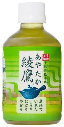 コカ・コーラ 綾鷹 お茶 ペットボトル 280ml×24本