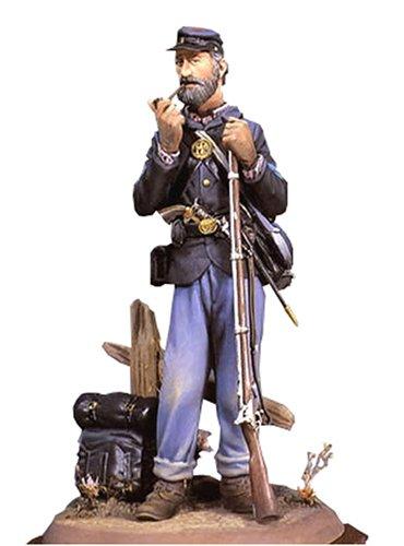 アンドレアミニチュアズ S8-F28 US Infantry Sergeant 1863