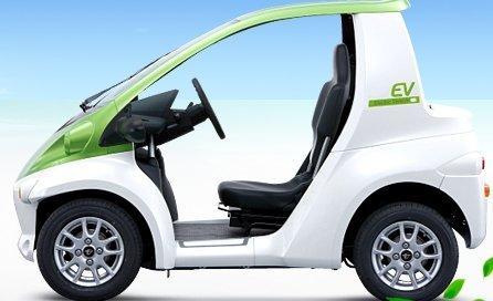 超小型電気自動車COMS コムス CANプローブ