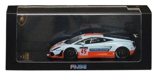 True Scale 1/43 ランボルギーニ ガヤルド GT3 スパ 2011 #45