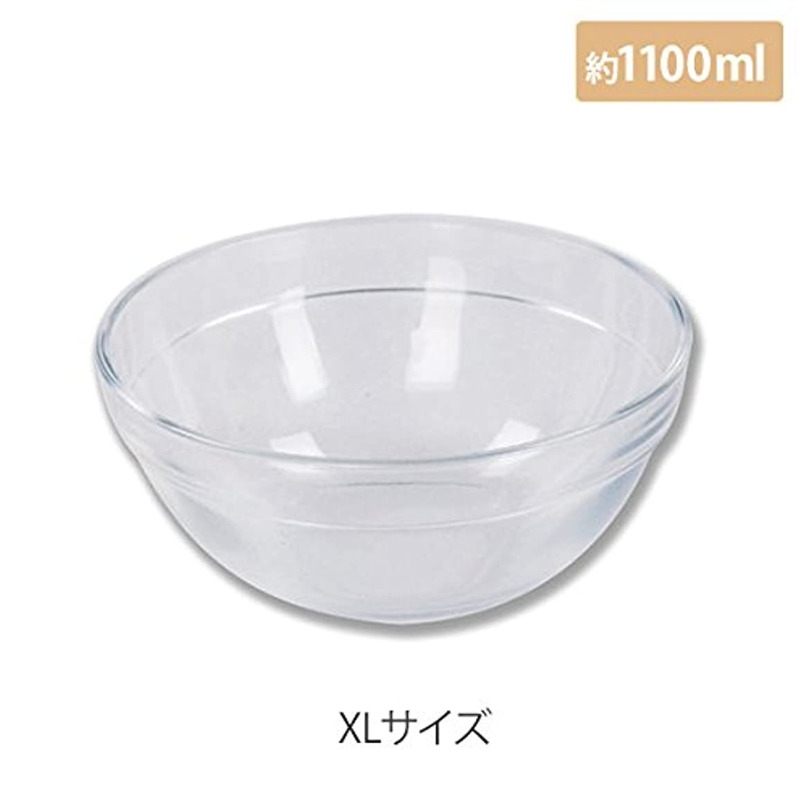 反対した水を飲む従者マイスター プラスティックボウル (XLサイズ) クリア 直径20cm [ プラスチックボール カップボウル カップボール エステ サロン プラスチック ボウル カップ 割れない ]