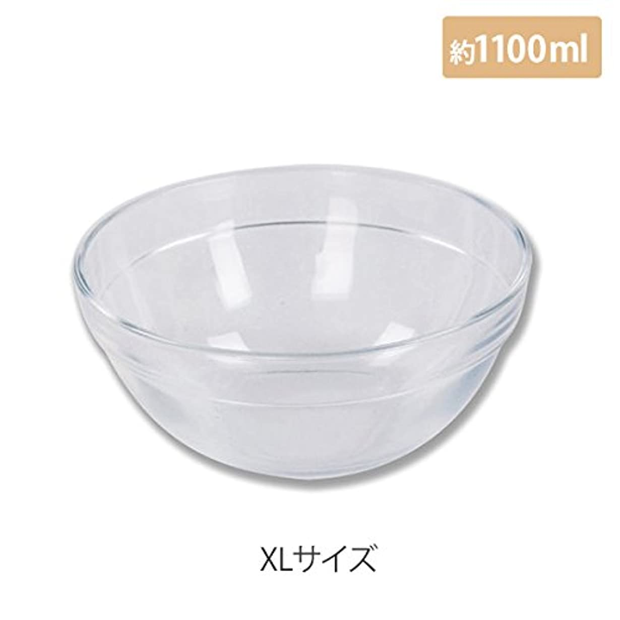 からカロリーローストマイスター プラスティックボウル (XLサイズ) クリア 直径20cm [ プラスチックボール カップボウル カップボール エステ サロン プラスチック ボウル カップ 割れない ]