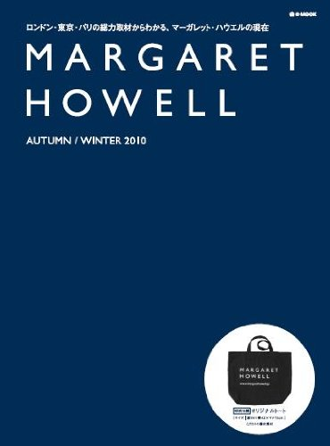 MARGARET HOWELL AUTUMN / WINTER 2010 (e-MOOK)の詳細を見る