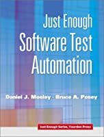 Just Enough Software Test Automation [並行輸入品]