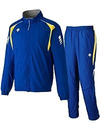 デサント(DESCENTE) ウインドジャケット&パンツ 上下セット(ロイヤル) DRN-3710-ROY-DRN-3710P-ROY