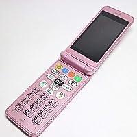 シャープ SoftBank かんたん携帯 108SH ピンク