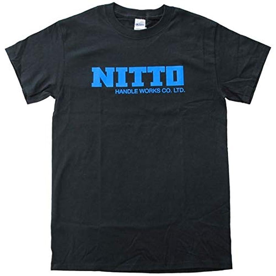 必須丁寧カトリック教徒NITTO(日東) NITTO Tシャツ/色/BLACK/サイズ/M