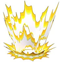PEPATAMAシリーズ PCP-0017 ペーパーエフェクト 闘気B ゴールド