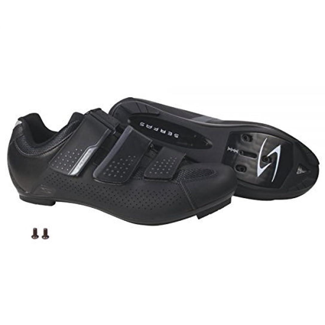 ジャーナルカーフ眩惑するSerfasレディースPaceline 3-strap Road Cycling Shoe – swr-401b