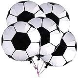 ワールドカップサッカーアルミ バルーン10パック カラフル パーティー小物 飾り 屋外 誕生日 パーティ 文化祭やハロウィン 装飾 風船