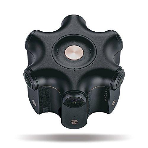 KanDao Obsidian R - 360カメラ8K高品質プロフェッショナル3D VR