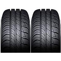 2本セット ダンロップ(DUNLOP) 低燃費タイヤ LE MANS 5(ルマンV) 165/55R15 75V 327766