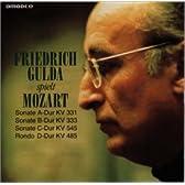 モーツァルト : ピアノ・ソナタ 第11番 イ長調 K.331「トルコ行進曲付」