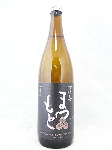 澤屋まつもと 守破離 山田錦 720ml (純米大吟醸酒)