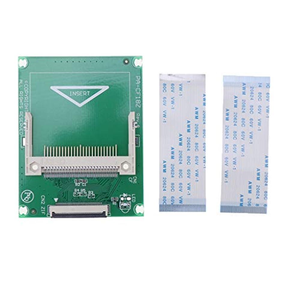横向き価格KESOTO CF - CE ZIF SSD 変換アダプタカード ケーブル2本付き