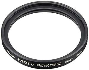 Kenko レンズフィルター PRO1D プロテクター (W) 37mm レンズ保護用 237519