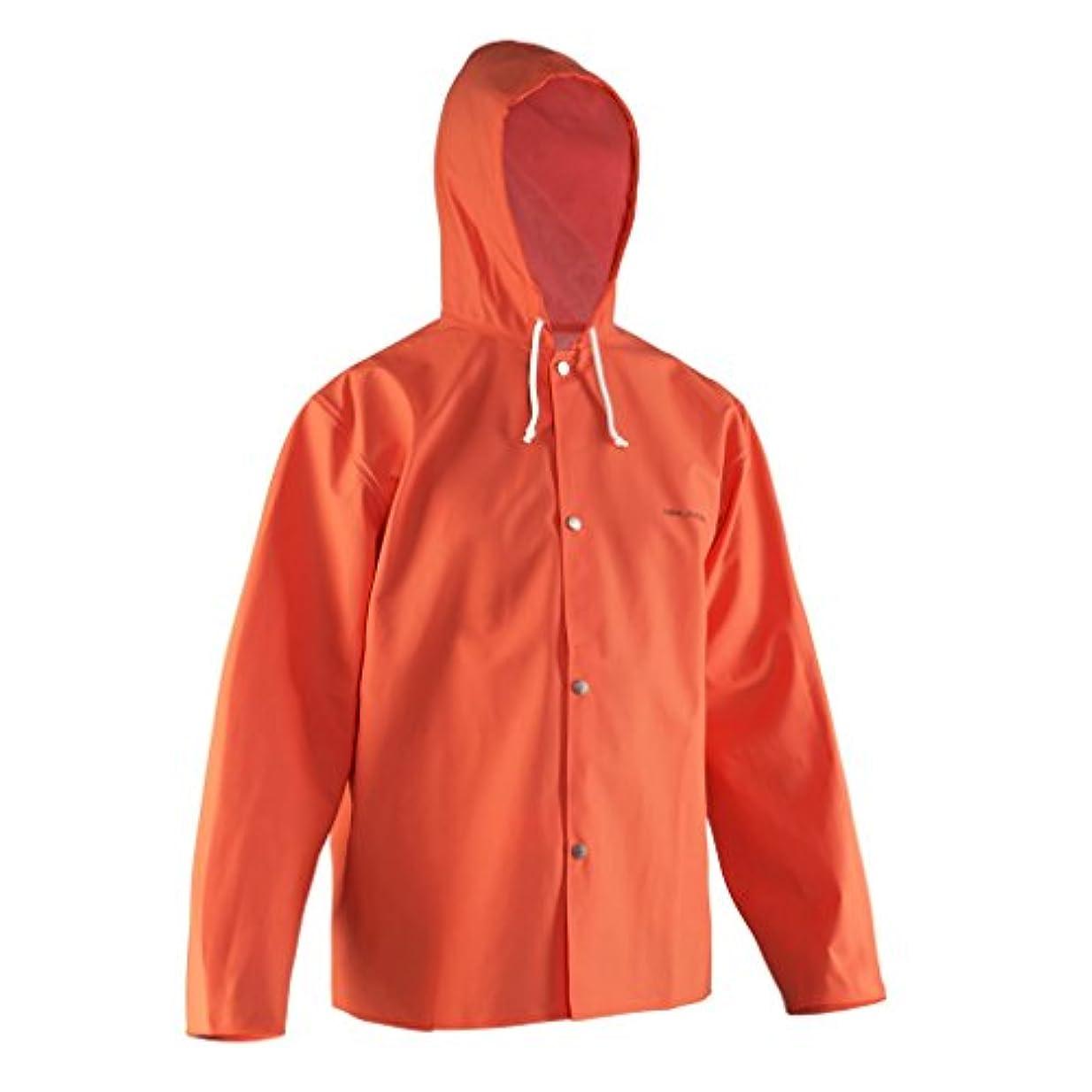 玉句読点ヘルメットGrundéns Jacket Nordan Orange Sm