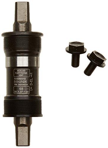 SHIMANO(シマノ) BB-UN26 68BSA 付属/クランク取り付けボルト 127.5mm(D-EL) BB-UN26
