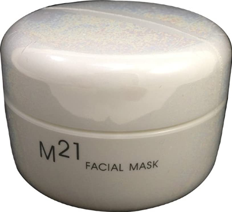作り上げる農夫彫刻家M21フェイシャルマスク <パック>自然化粧品M21