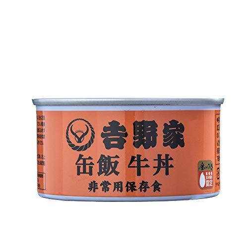 吉野家 [缶飯牛丼6缶セット]常温便