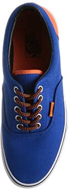Era V95: Snorkel Blue / Vermillion Orange