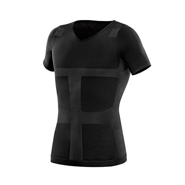 La-VIE(ラヴィ) 加圧インナーシャツ すご...の商品画像