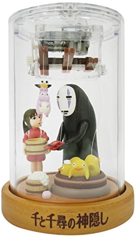 スタジオジブリ 千と千尋の神隠し あやつりオルゴール 高さ約13.5cm