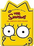 The Simpsons: The Complete 9th Season DVD (Lisa's Head) (リージョン2 PAL) (輸入版)